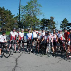 Cycle Canada Century Ride - Toronto & Barrie