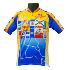 Provincial Flags & Territories Jersey