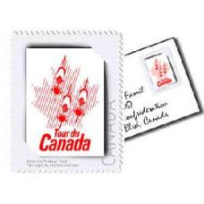 Tour du Canada Stamps